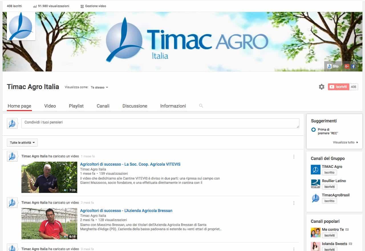 Youtube-TimacAgro