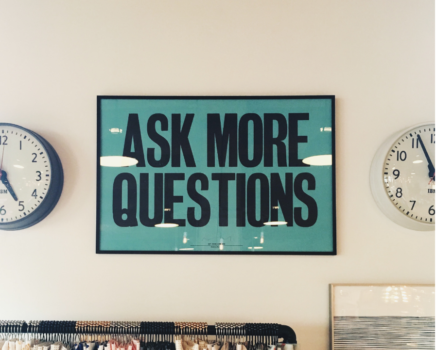 Fai più domande possibili prima di iniziare il tuo prossimo progetto marketing.