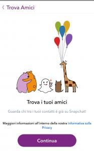 Snapchat strategy
