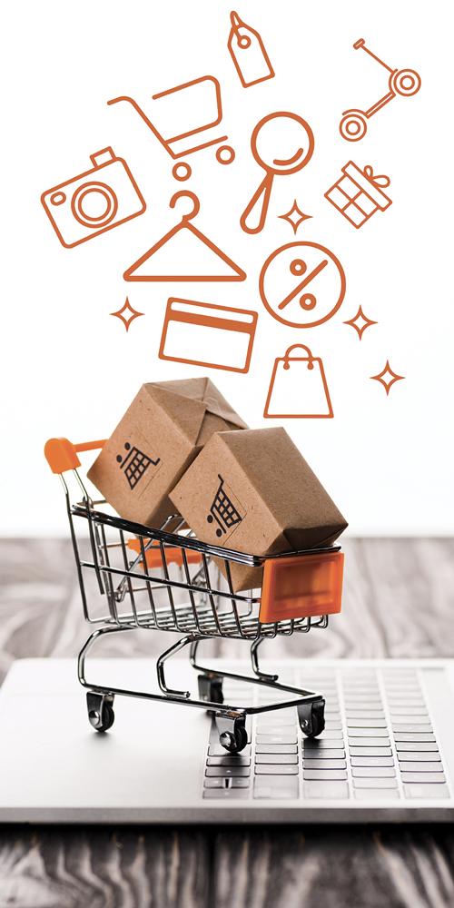 Vendere online nel 2021, l'epoca d'oro dell'e-commerce