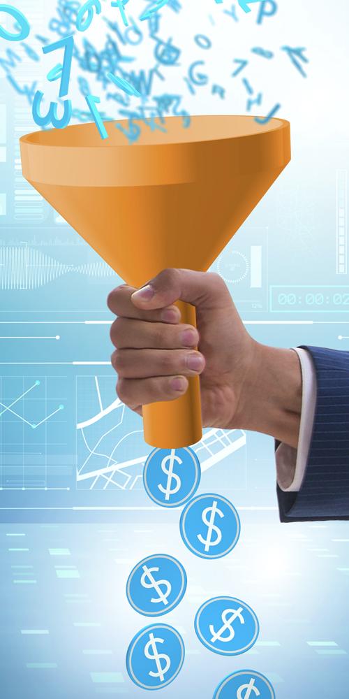 Funnel di marketing, cosa sono e perché funzionano